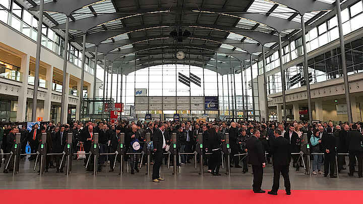 Essemtec AG an der Productronica 2019