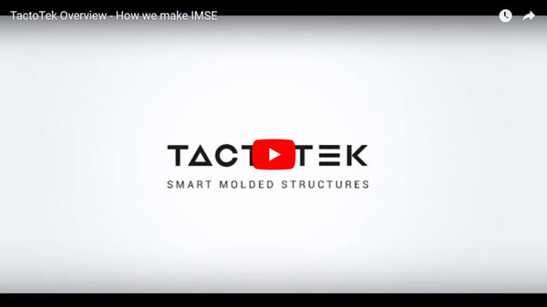 Tactotek SMart Molded Structures - Essemtec AG