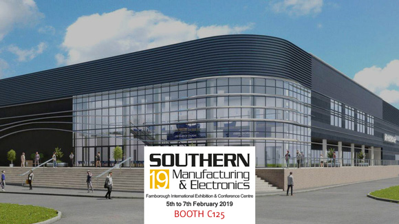 Essemtec at Southern manufacturing & Electronics UK