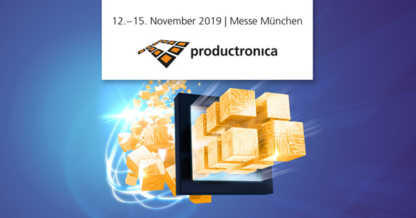 Essemtec an der Productronica
