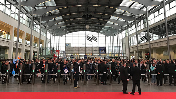 Essemtec an der Productronica 2019