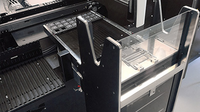 Automatic Tray Changer Pick-and-Place